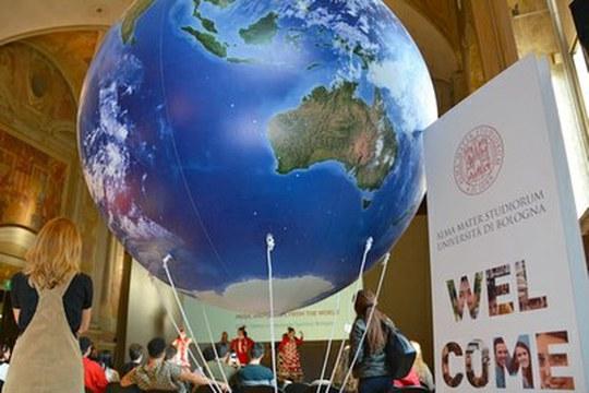 L'Alma Mater tra gli atenei più internazionali al mondo (e prima in Italia)